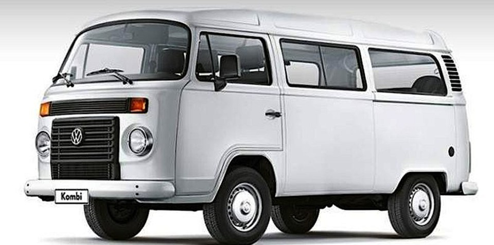 Volkswagen Kombi production to end with special edition van