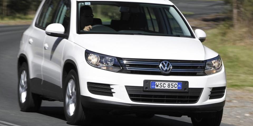 Volkswagen Tiguan 118TSI six-speed DSG added to line-up
