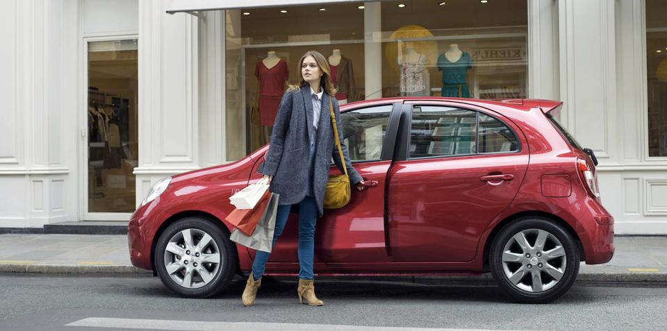 "Nissan: women ""generally dissatisfied"" with cars"