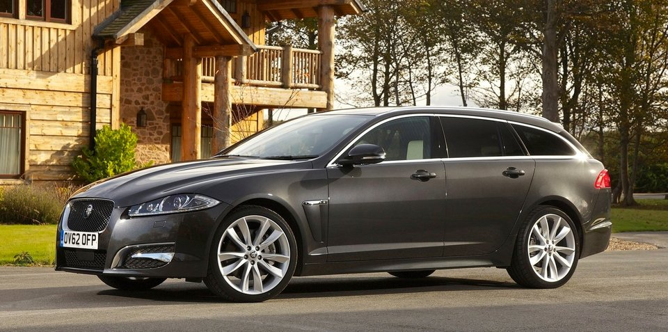 Jaguar design boss:: reports of wagon death greatly exaggerated