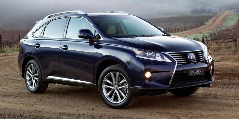 Lexus seven-seat SUV planned for 2016