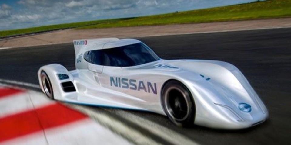 Nissan ZEOD RC set for track debut