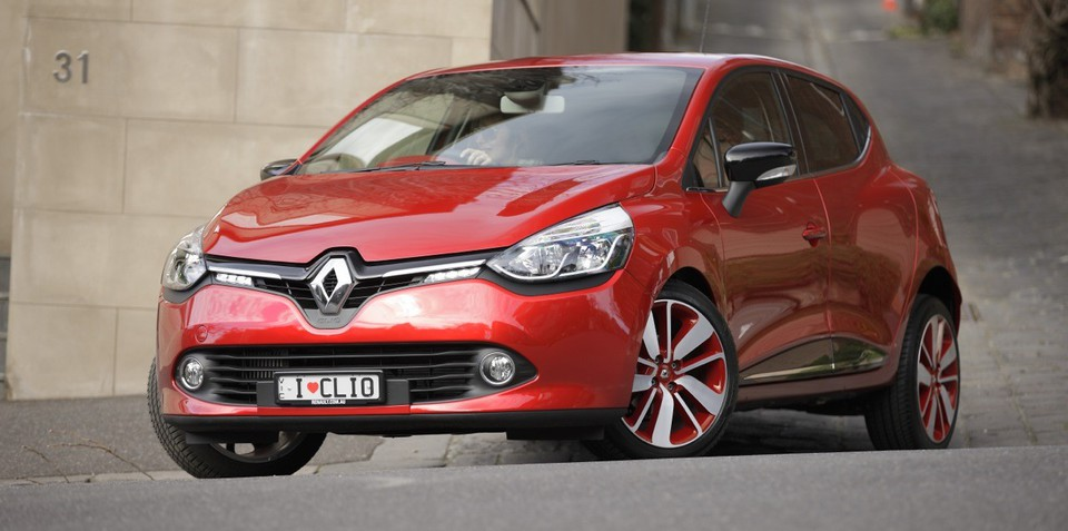 Renault Clio on sale from $16,790