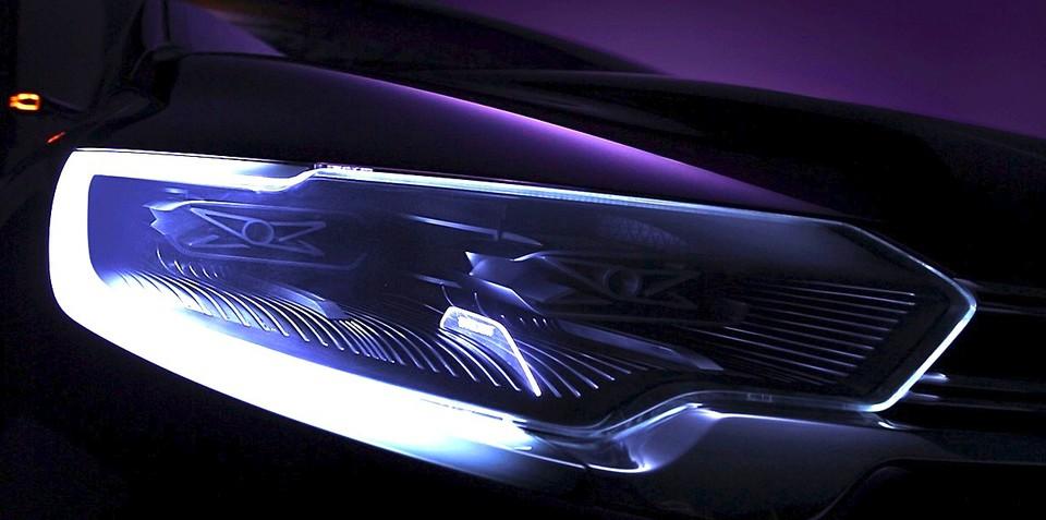 Renault design concept teased: likely next-gen Laguna