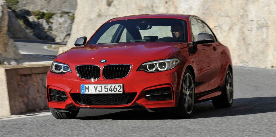 BMW 2 Series Coupe revealed