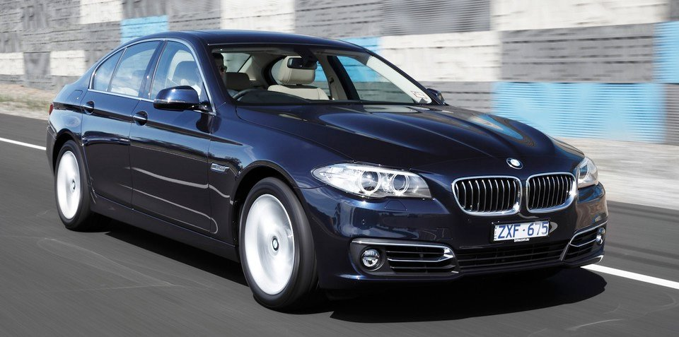 BMW 5 Series Review