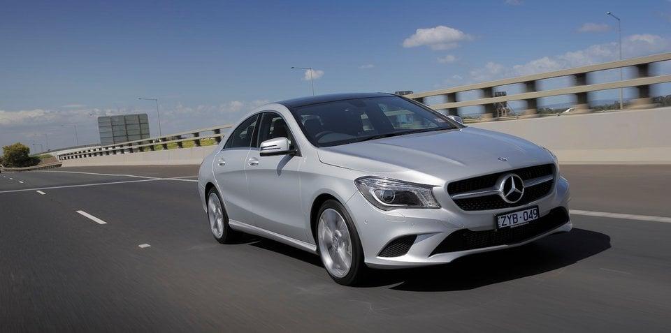 Mercedes-Benz CLA-Class: CLA200 CDI gets new 2.2-litre turbo diesel