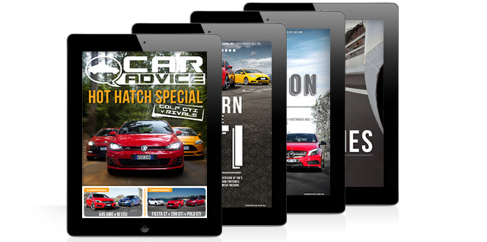 Hot Hatch Special in CarAdvice Magazine October/November