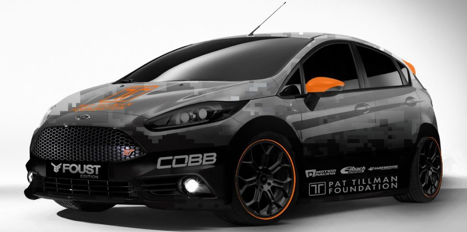 Ford Fiesta: sporty SEMA concepts previewed