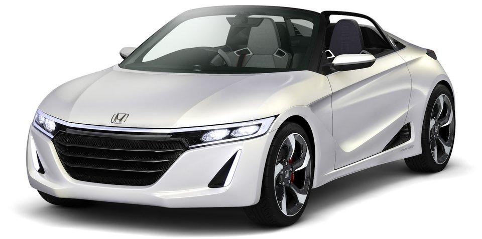 Honda S2000 successor revealed ahead of Tokyo motor show debut