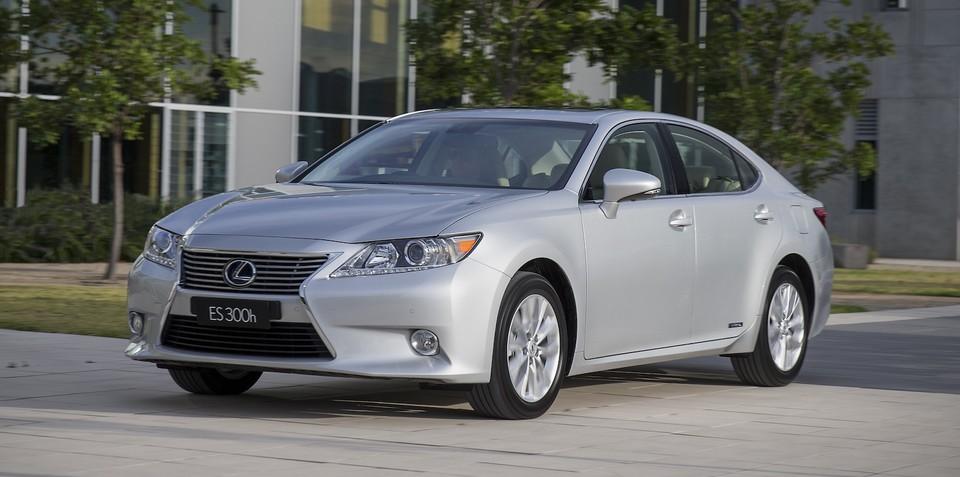 Lexus ES: large luxury sedan returns from $63,000