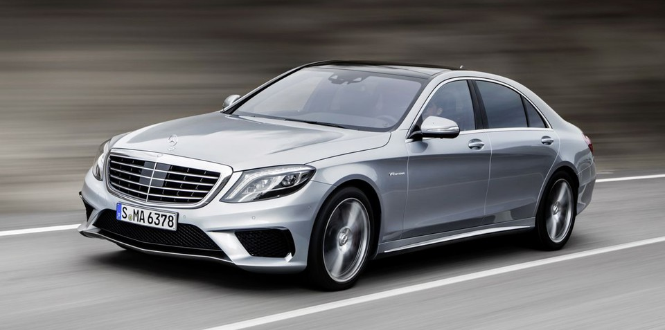 Mercedes-Benz S-Class: Daimler notches up more than 30,000 orders