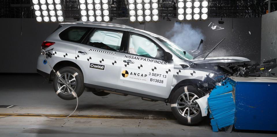 Nissan Juke, Pathfinder earn five-star ANCAP safety ratings