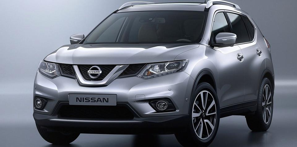Nissan X-Trail, Pathfinder Hybrid, Pulsar SSS sedan coming Q2 2014