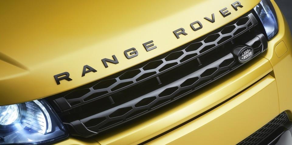 Range Rover 'Grand Evoque' to use new Jaguar SUV platform: report