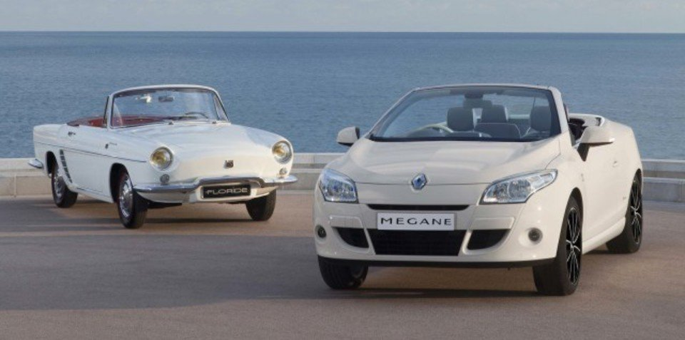 Renault Megane CC Floride limited edition released from $44,990