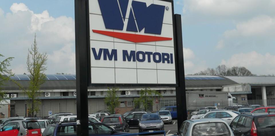 Fiat takes full control of diesel makers VM Motori