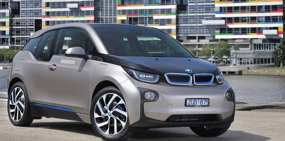 BMW i3 lands in Australia