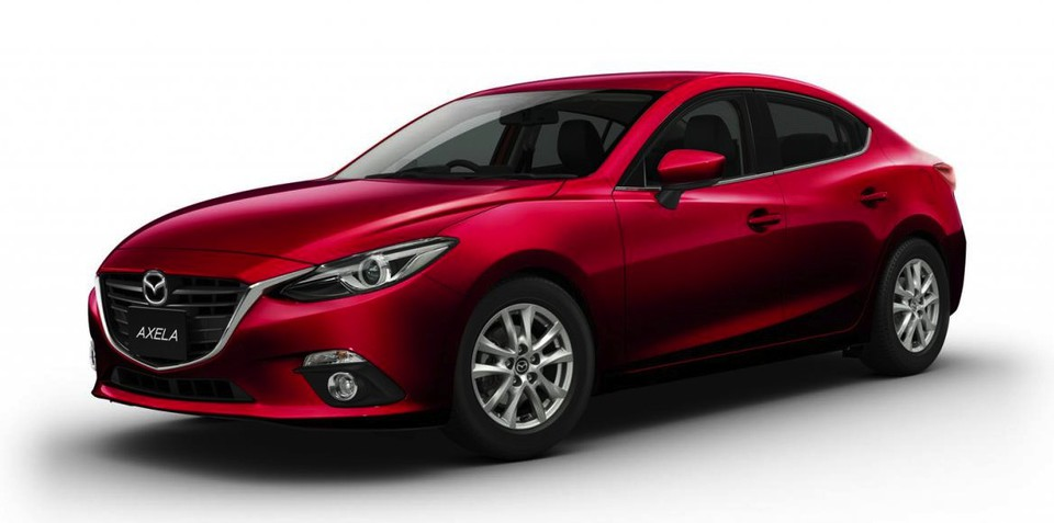 Mazda 3 Hybrid: first images and details released
