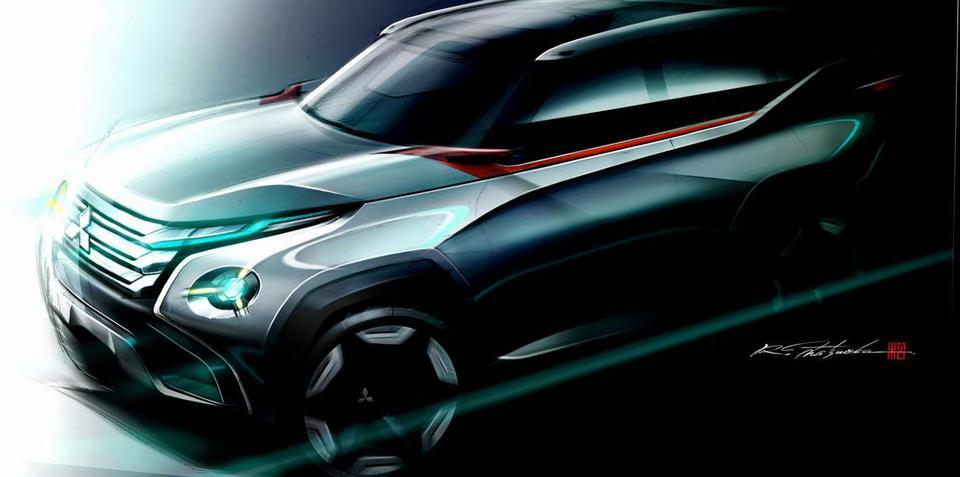 Mitsubishi teases concept car trio ahead of Tokyo motor show debut