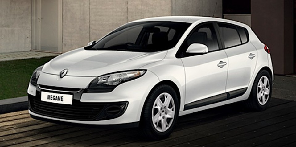 Renault Megane Expression launches from $19,990 driveaway