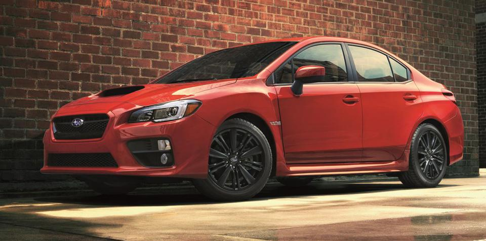 Subaru WRX: 199kW fourth-gen hero car revealed