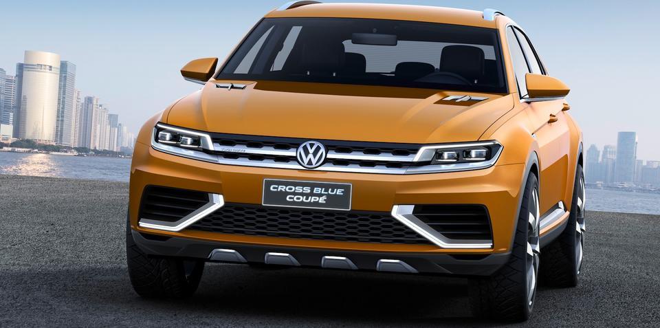 Volkswagen Australia Confirms New Suvs Cross Coupe Sub
