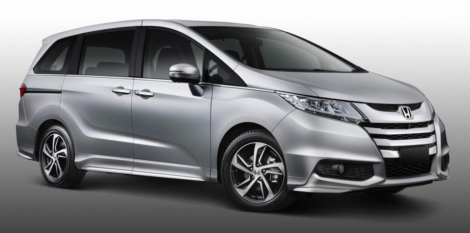 Honda Odyssey: eight-seat option confirmed for Australia