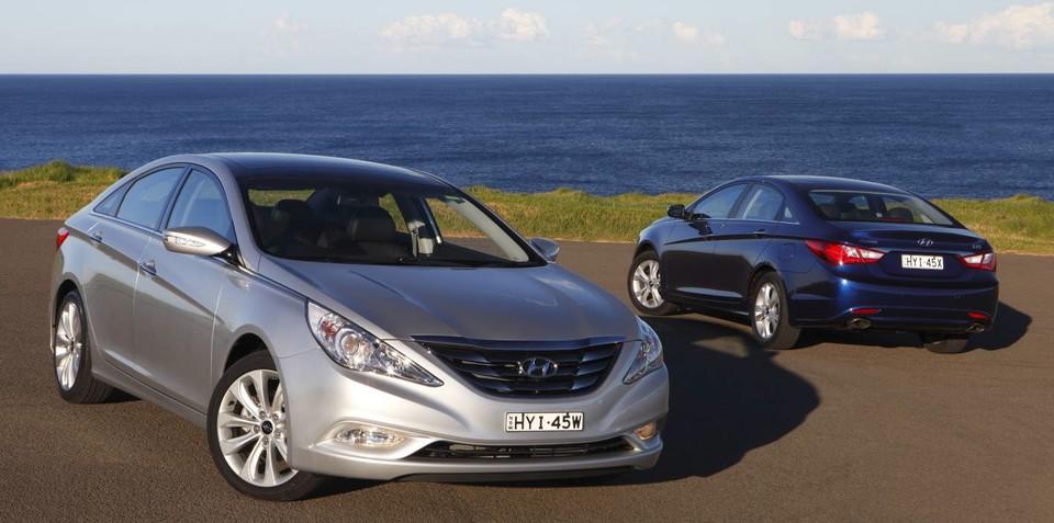 Next-gen Hyundai i45 a chance for Australia