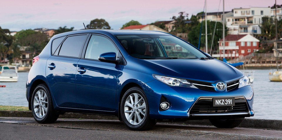 Car sales 2013 : Toyota Corolla steals title of Australia's most popular car