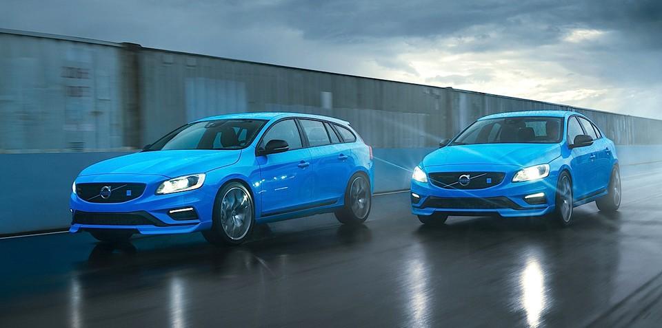 Volvo V60 Polestar: sports wagon revealed alongside updated S60