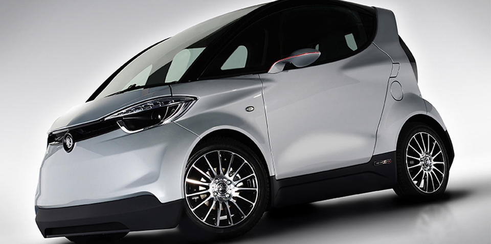 Yamaha MOTIV.e city car revealed