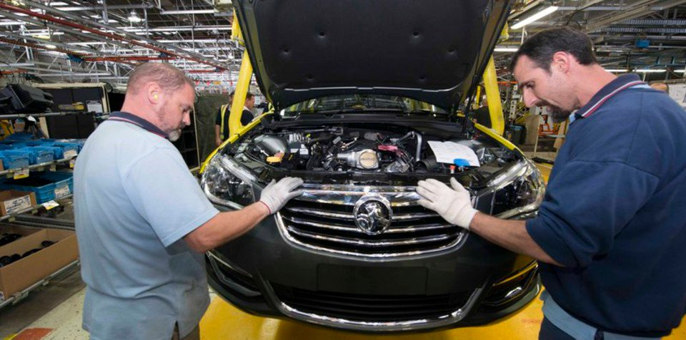 """Holden manufacturing closure """"the right thing for Australia"""", says GM exec"""