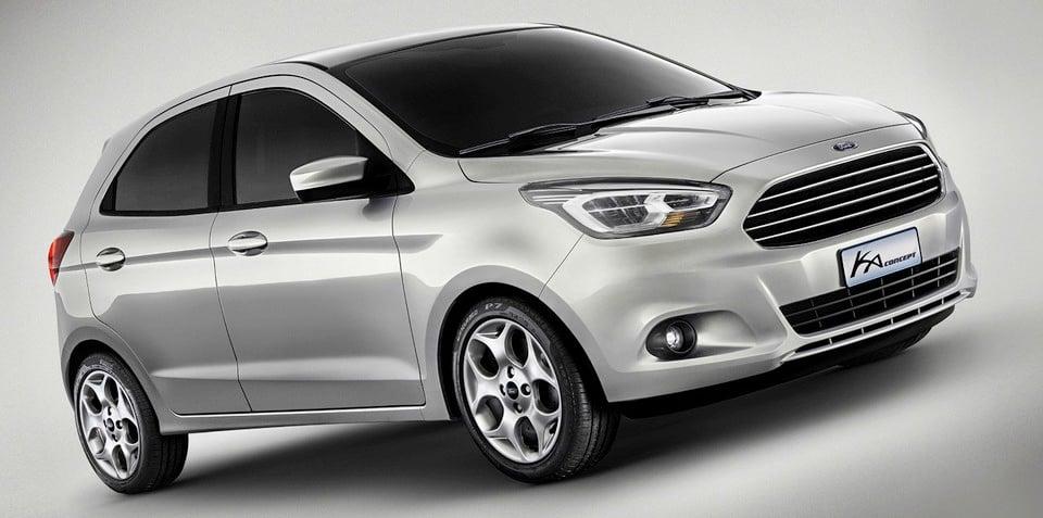 Ford Ka being eyed for return to Australia