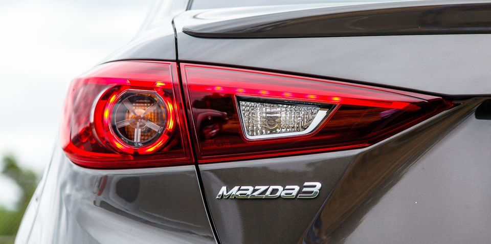 Mazda's smaller global size helps its success in Australia