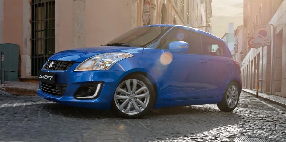 2014 Suzuki Swift : new Navigator grade joins refreshed range