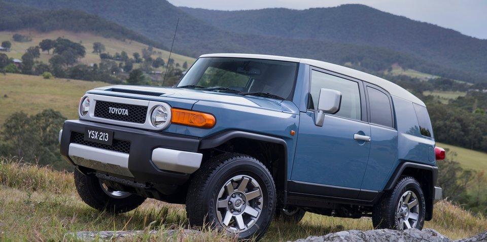 Toyota FJ Cruiser : Lifestyle Review