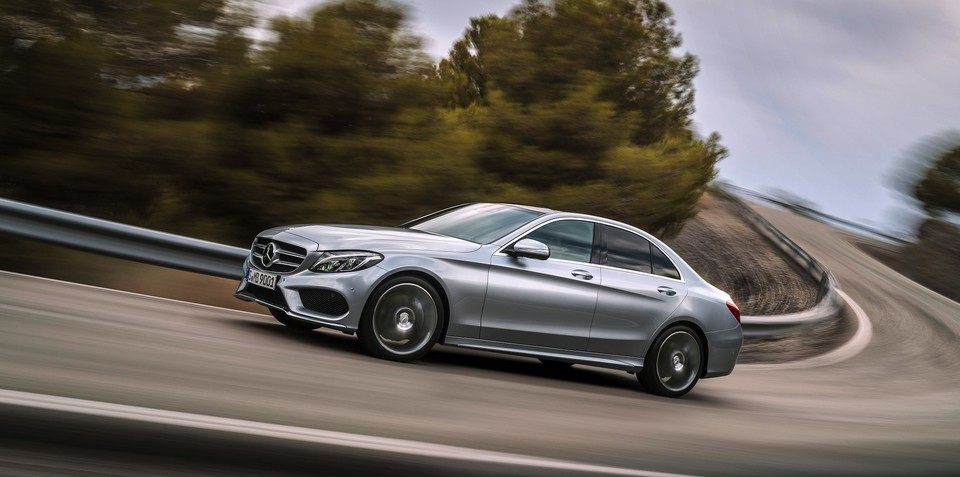 """Mercedes-Benz C-Class to spawn sexy SUV, one of """"more than 10"""" new models"""