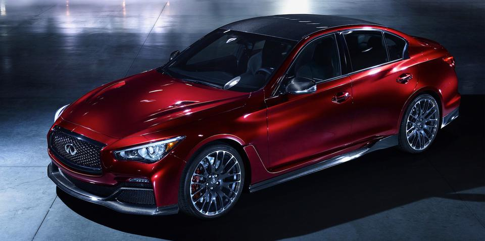 Infiniti performance range confirmed, but question mark remains for Q50 Eau Rouge