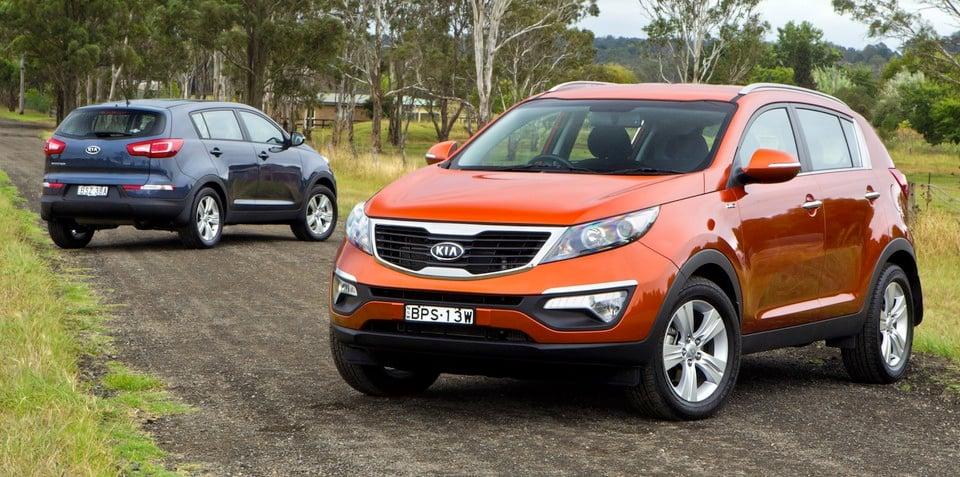 Kia Sportage, Soul : 2900 vehicles recalled for seatbelt fault