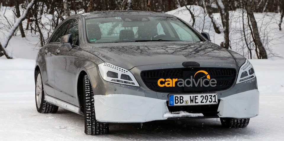 Mercedes-Benz CLS-Class : facelift brings fresh styling, overhauled interior