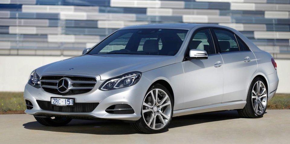 2015-16 Mercedes-Benz E-Class recalled for engine stall fix:: 198 vehicles affected
