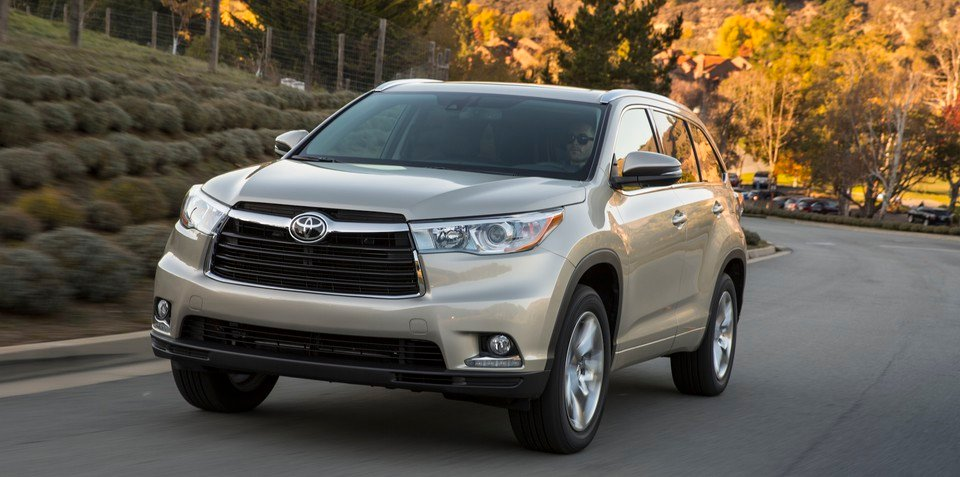 Toyota Kluger : new-gen here March; passes on diesel, hybrid and eight seats