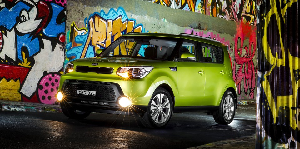 2014 Kia Soul : pricing and specifications
