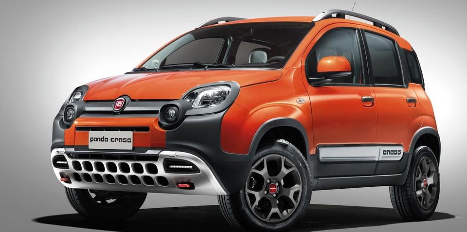 Fiat Panda Cross revealed