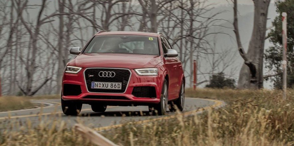 2014 Audi RS Q3 : The Quick Guide