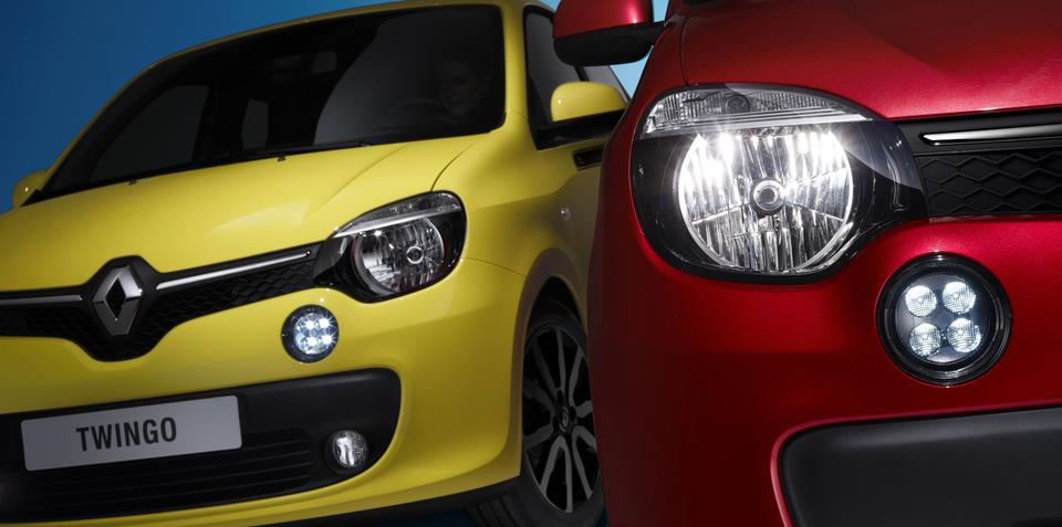Renault Twingo to spur budget Dacia twin