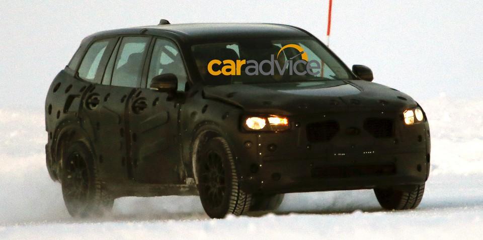 2015 Volvo XC90 : first look at next-gen luxury SUV