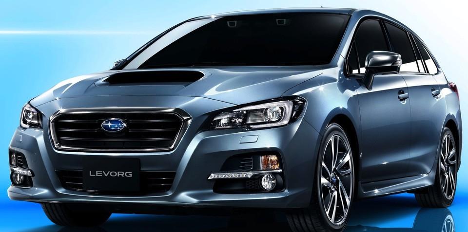 Subaru Levorg still on the wish list for Austraila