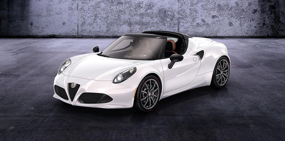 Alfa Romeo going back to rear-wheel drive